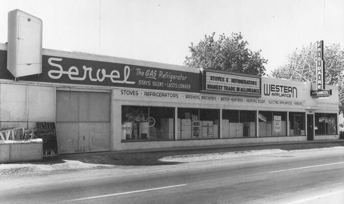 San Jose Store 1930s