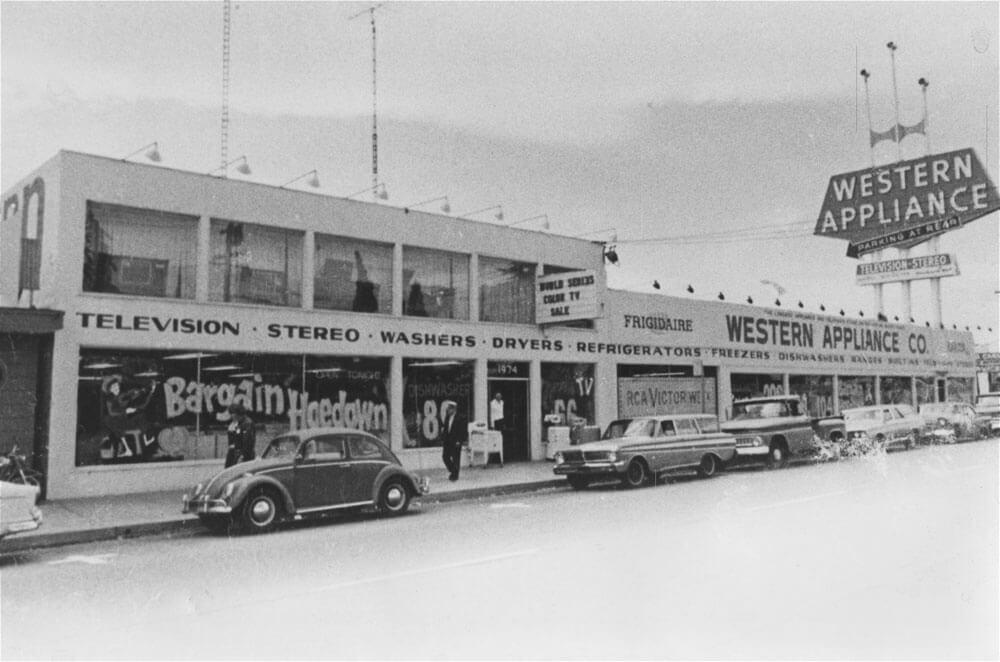 San Jose Store 1960s