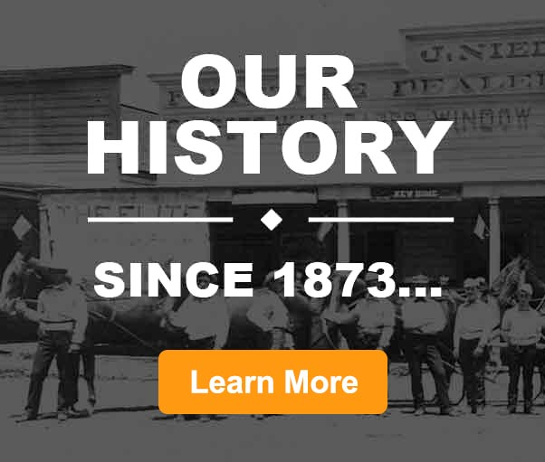 Our History Since 1873