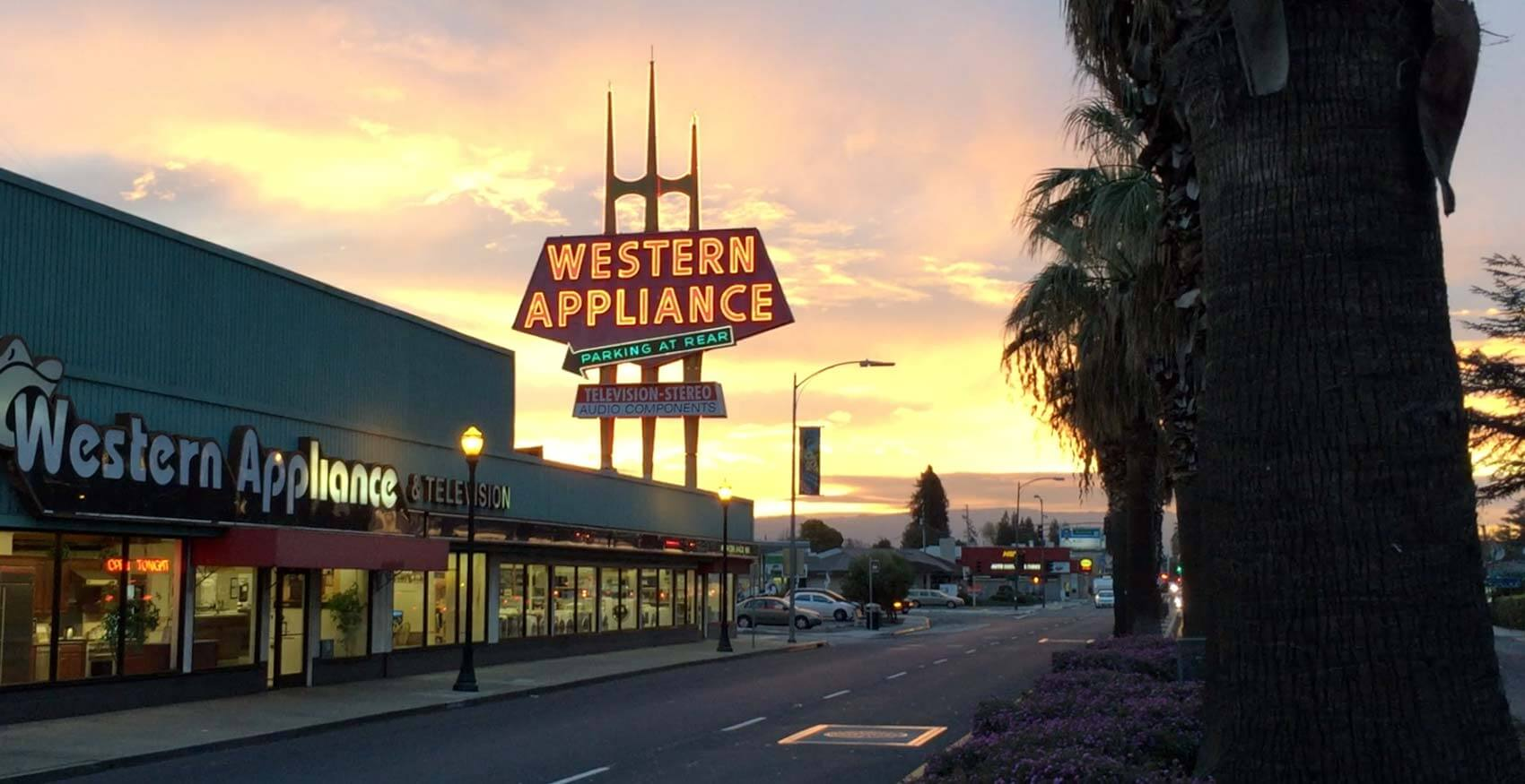 Western Appliance Store 2010s